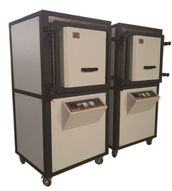 China High Temp Industrial Muffle Furnace 1600℃ Max Strong Thermal Impact Resistance supplier