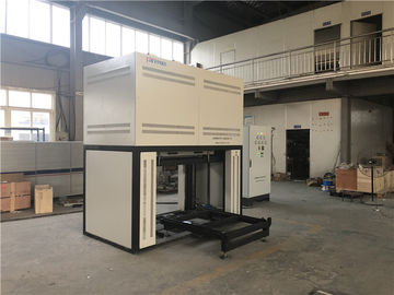 China FZL Bell Jar High Temperature Sintering Furnace 1350℃  - 1550℃ Working Temp supplier