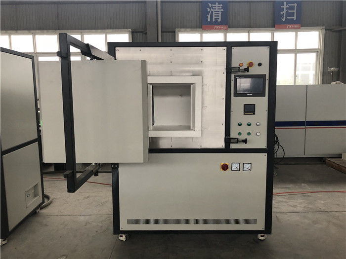 Floor Mode Industrial Electric Furnace High Temp Box Type With Mosi2 Heating Element