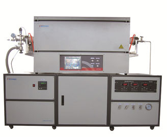 China 1300℃ FGL Tubular Industrial Electric Furnace 3.0KW Power Long Service Life factory