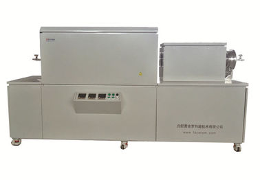 China FSE-B Tubular Packaging Furnace , High Efficiency Furnace Easy Operated factory