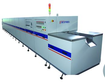 China Heat Insulating Industrial Ovens And Furnaces , Chain Type Packaging Furnace Customized factory