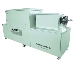 China Max 1100℃ Glass Packaging Furnace With Programmed Temperature Controller factory
