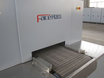 China Safe Operation Mesh Belt Furnace , Infrared Drying Furnace Eco Friendly distributor