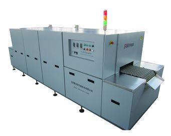 China Solar Cell Panel / Nano Coating Infrared Drying Oven 700mm Width Of Mesh Belt factory