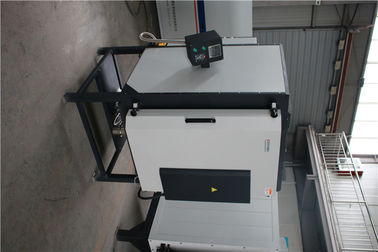 China 700L Industrial Muffle Furnace With Intelligent Program Temperature Controller distributor