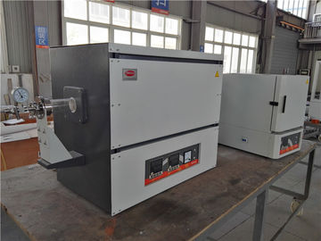 China 1300℃ FGL Industrial Ovens And Furnaces , Lab Tube Furnace Over Temp Protective factory