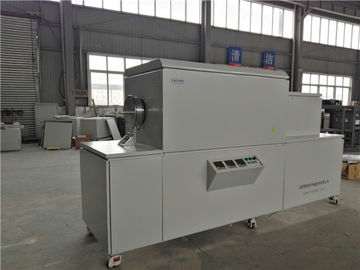 China Carbon Nano Laboratory Tube Furnace With Imported Program Temperature Controller factory