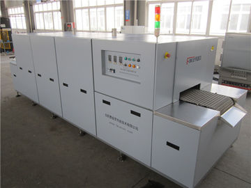 China Electronic Paste Infrared Drying Oven With 3 Temperature Controlling Zone distributor