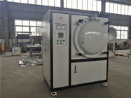 Laboratory Vacuum Box Furnace Up To 1600℃ Quick Temp Rise For Heat Treatment